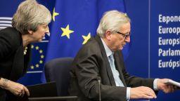 Юнкер: Решението за отлагане на Брекзит вероятно няма да бъде взето тази седмица