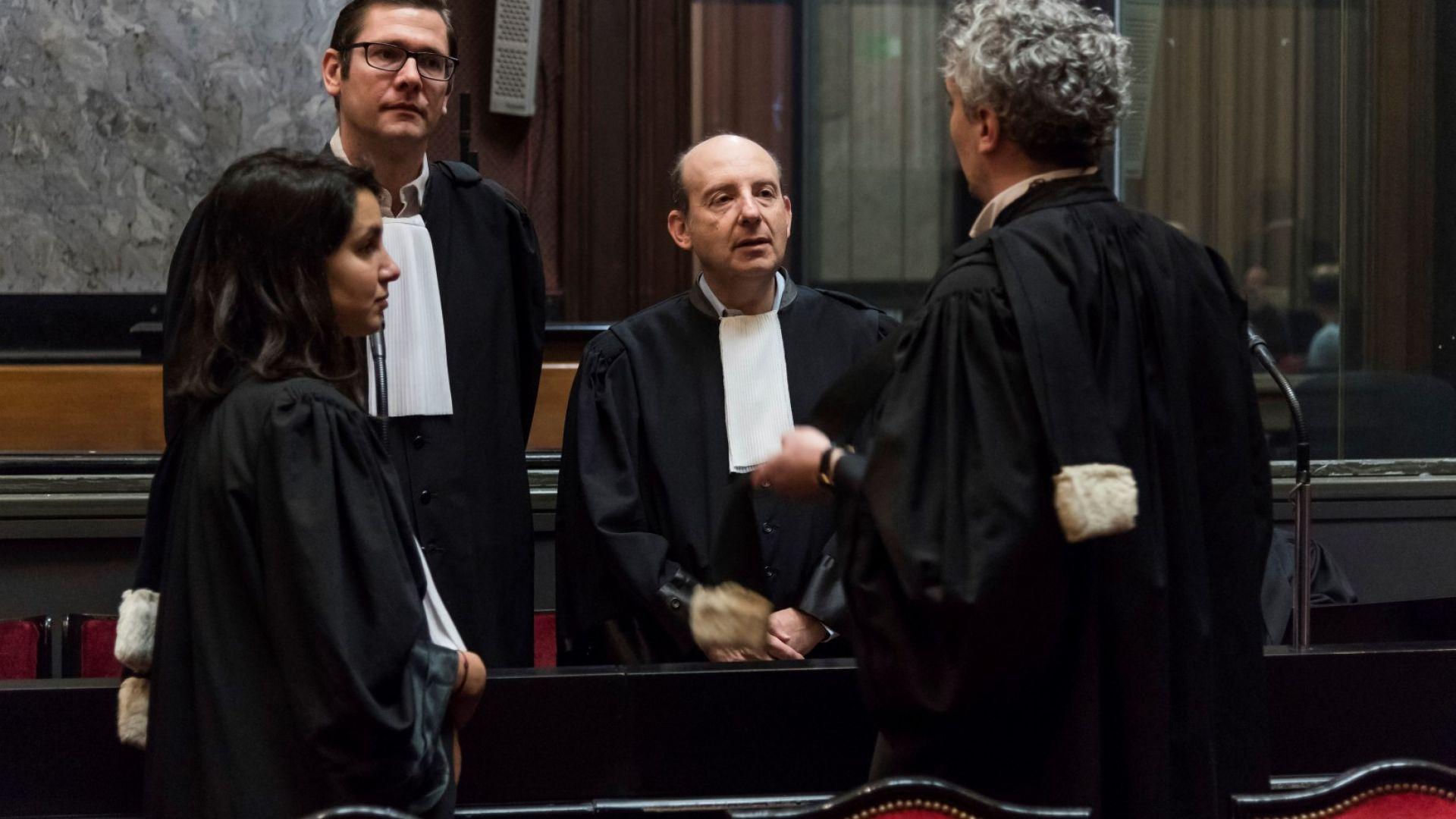Доживотен затвор за 4-мата убити в еврейския музей в Брюксел. Джихадистът: Животът продължава