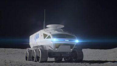 JAXA и Toyota правят джип за Луната