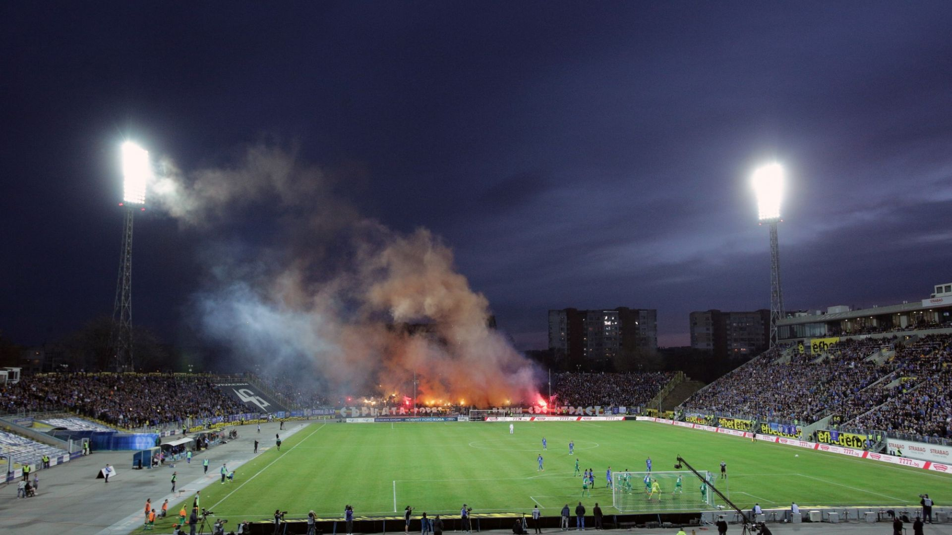 Левски е №1 по публика през сезона