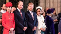Семействата на Уилям и Хари със съвместна инициатива