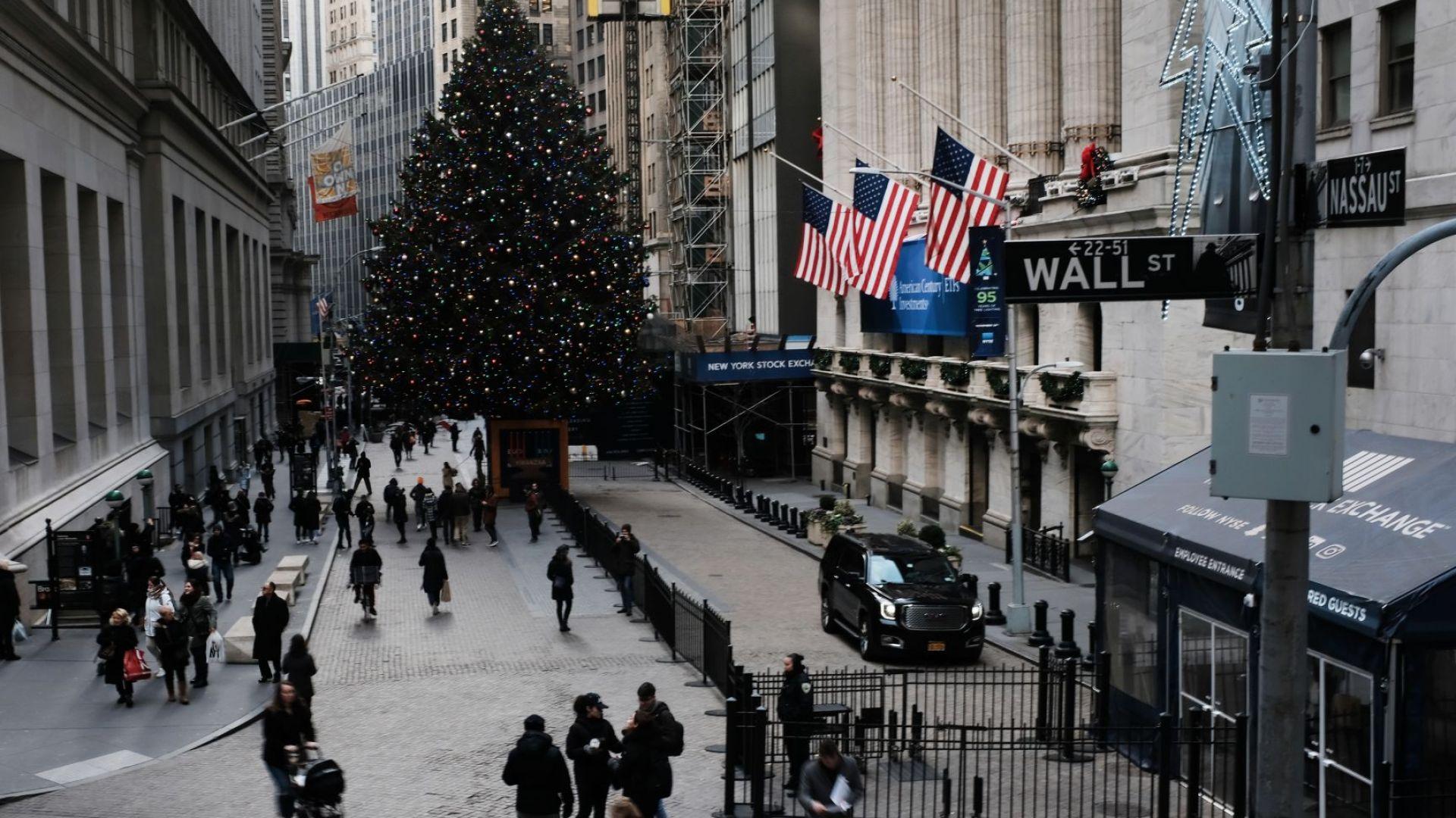 Ню Йорк остава глобален финансов център №1