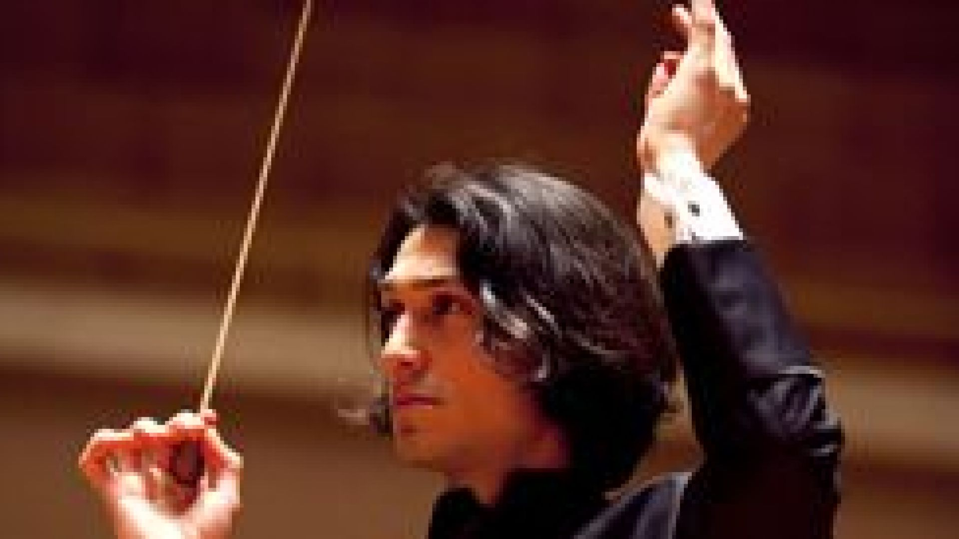 С концерт на Русенска филхармония под диригентството на маестро Йордан