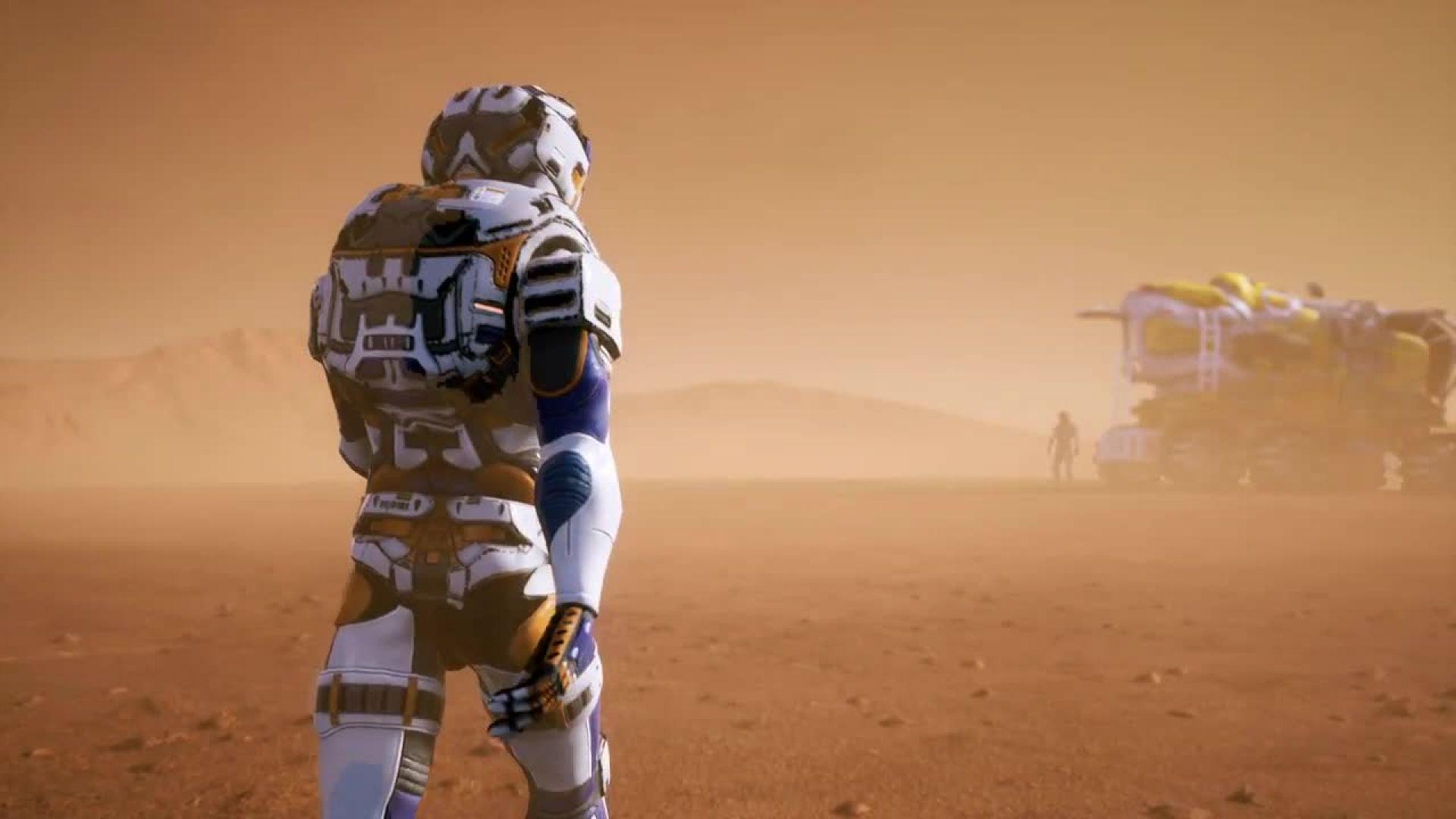 Сексът с потомци на покорители на Марс би бил опасен