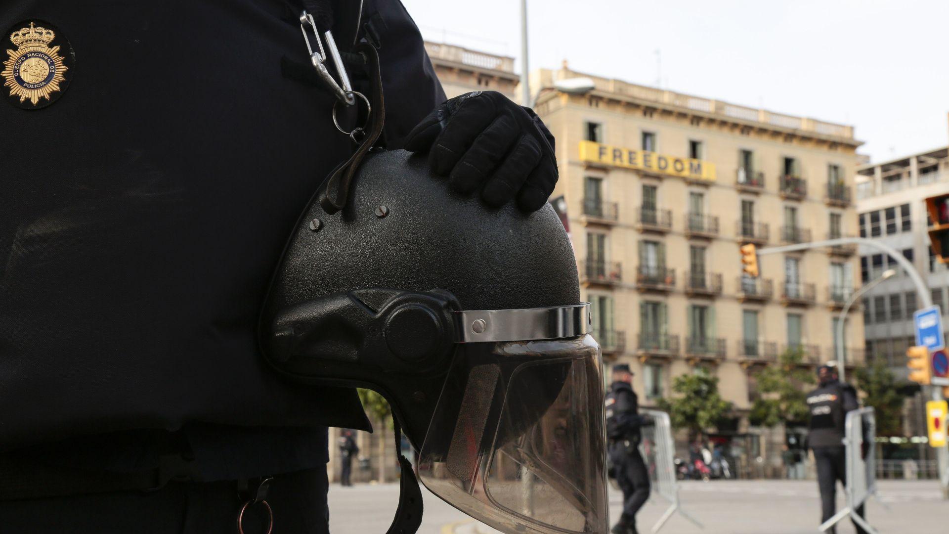Георги Семерджиев-Шопа е задържан в Барселона