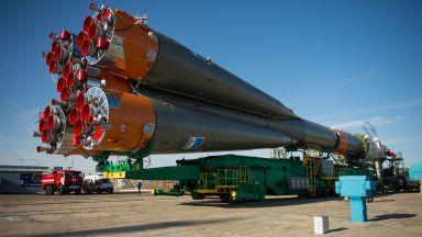 """Роскосмос представи """"най-мощния ракетен двигател в света"""" (видео)"""