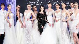 София Борисова представи нова колекция висша мода със зрелищно ревю