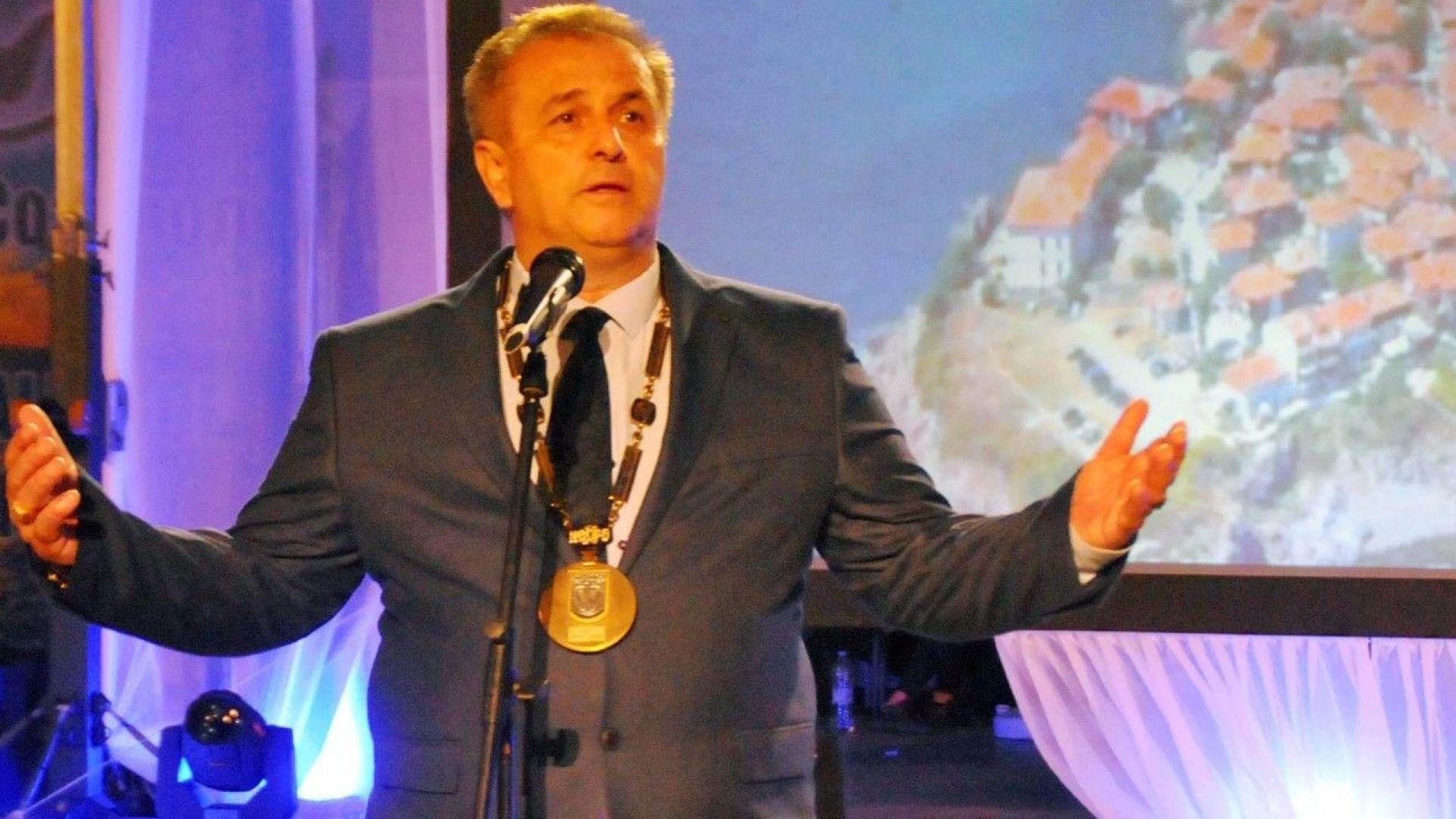 Панайот Рейзи опроверга ГЕРБ: Не съм подал оставка като кмет