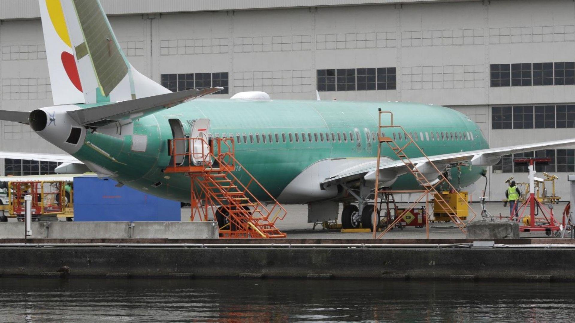 Boeing 737 MAX започва тестови полети за сертифициране