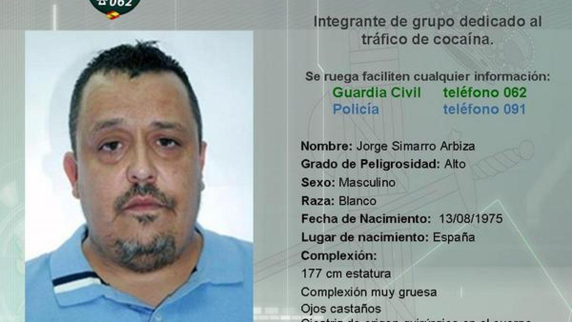 България екстрадира един от най-издирваните испански наркотрафиканти