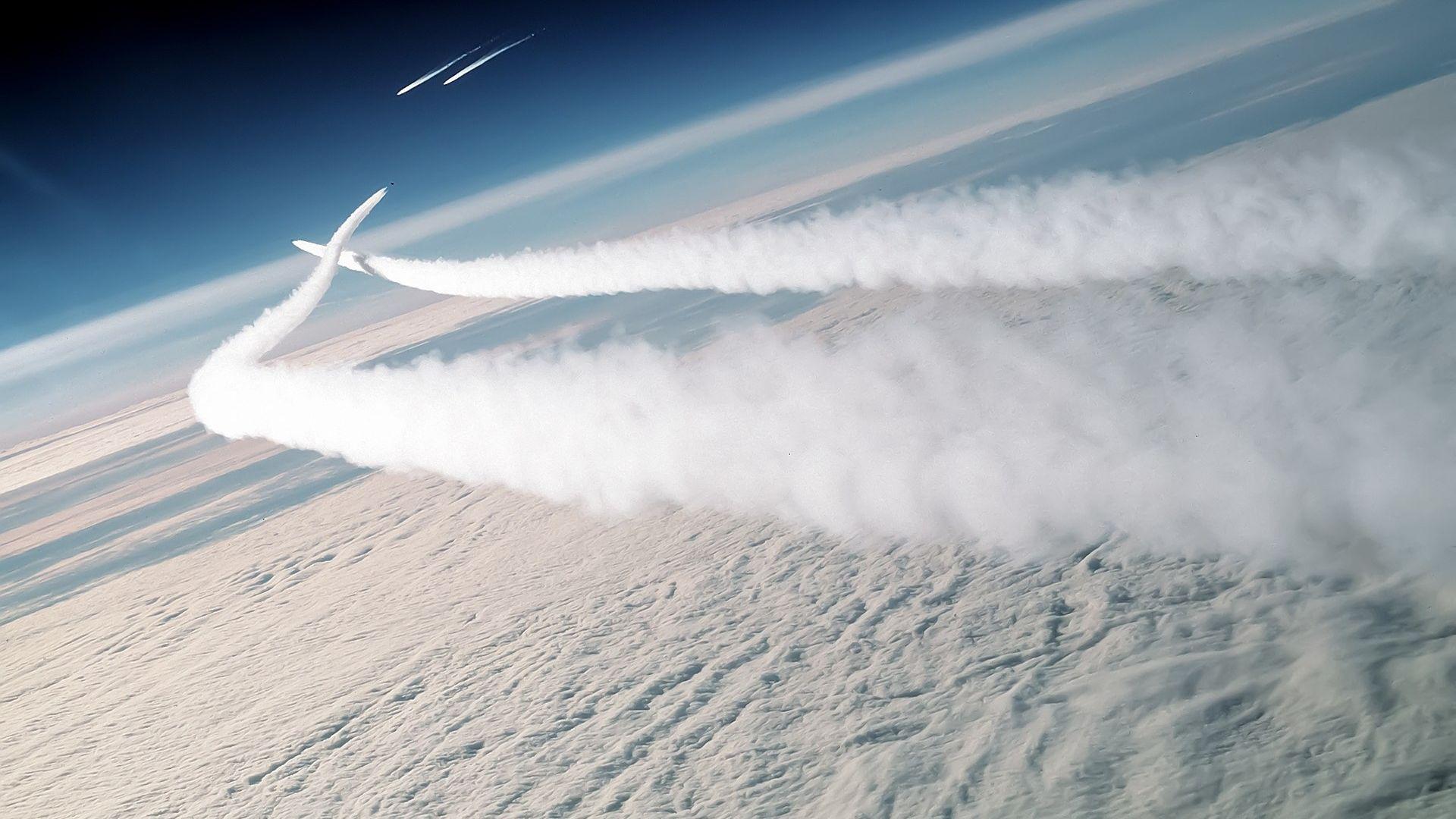 Учени: Да затъмним небето, за да избегнем глобалното затопляне