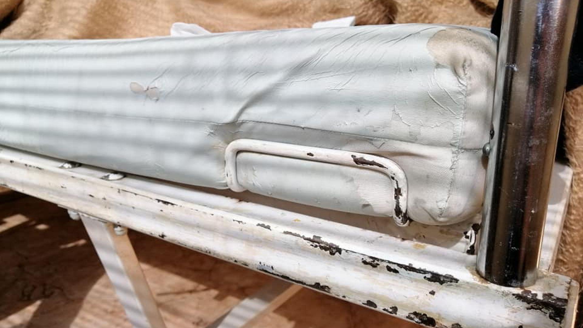 """Мизерия и такса """"стол"""" от 6 лв. в пловдивска болница (снимки)"""