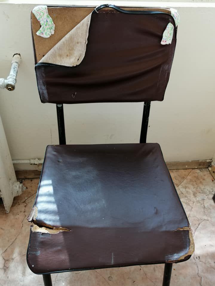 Столът, за който придружителите на пациенти плащат 6 лв., за да смят на него