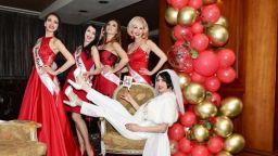 Софи Маринова на изненадващо моминско парти с Дони Василева и София Борисова