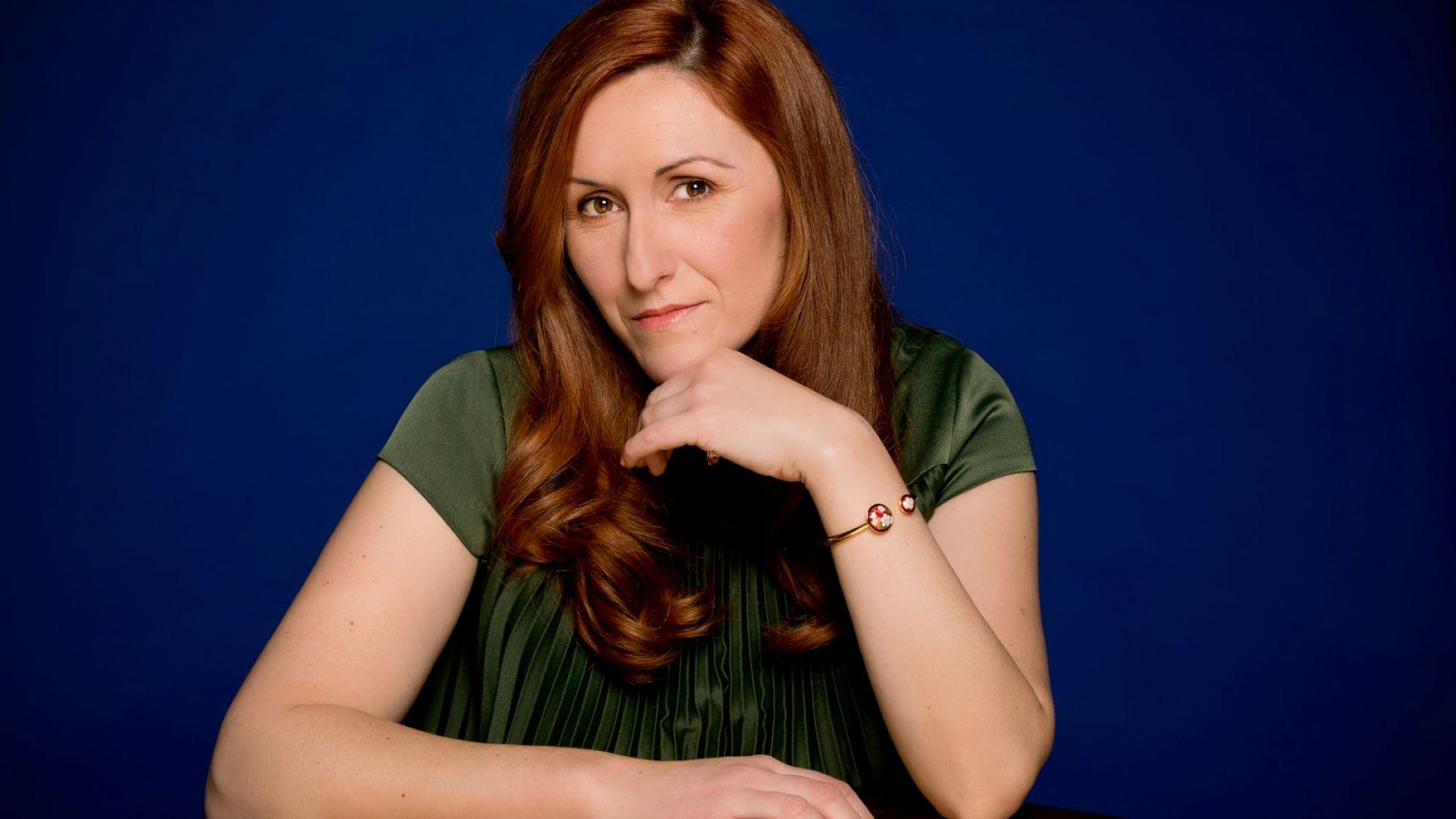 """Екатерина е един от лекторите в конференцията """"She's the ONE"""", която ще се преведе на 28 март в Клуб 1 на НДК"""