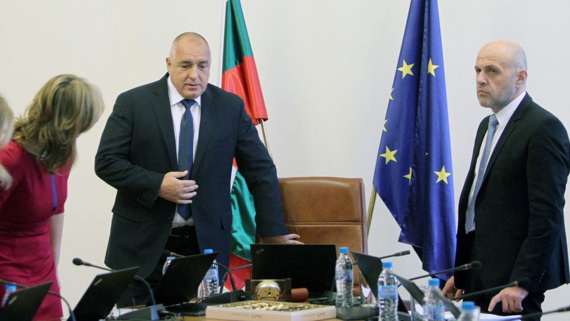 Кабинетът одобри трите кандидатури за европейски прокурор от България