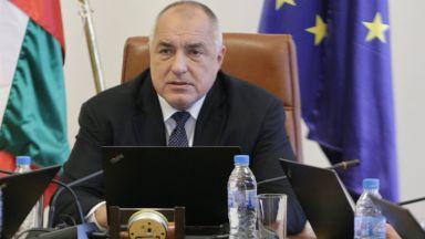 Борисов свика заседание на Съвета по сигурността