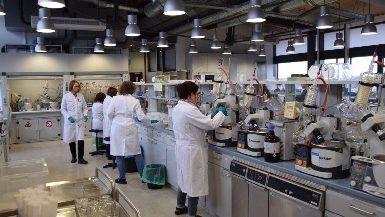 Лабораториите на Hohenstein