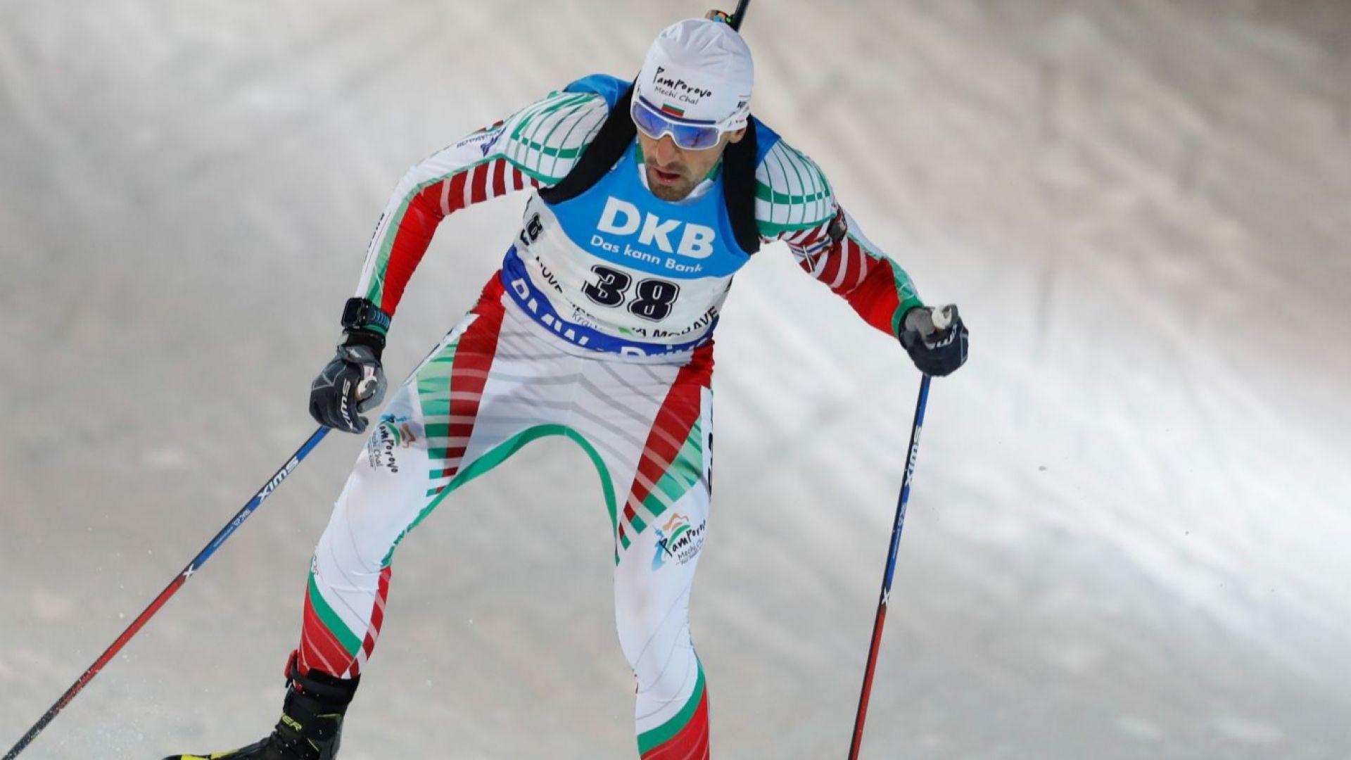 Страхотен Владо Илиев с място в Топ 10 на старта на сезона