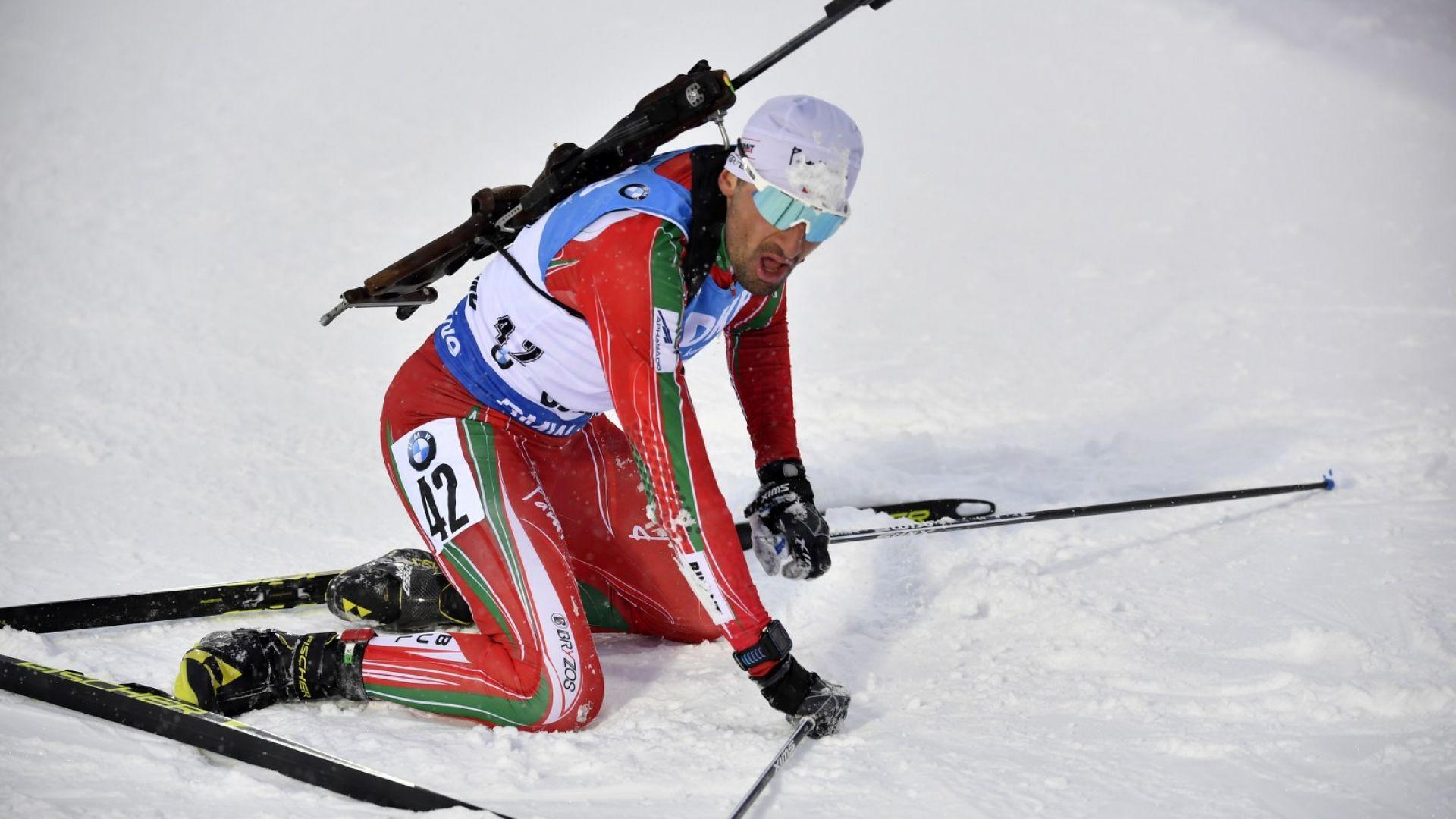 Скандален руски треньор поема българските биатлонисти