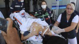 Ужасът в бразилското училище продължава, откриха бомба (видео)
