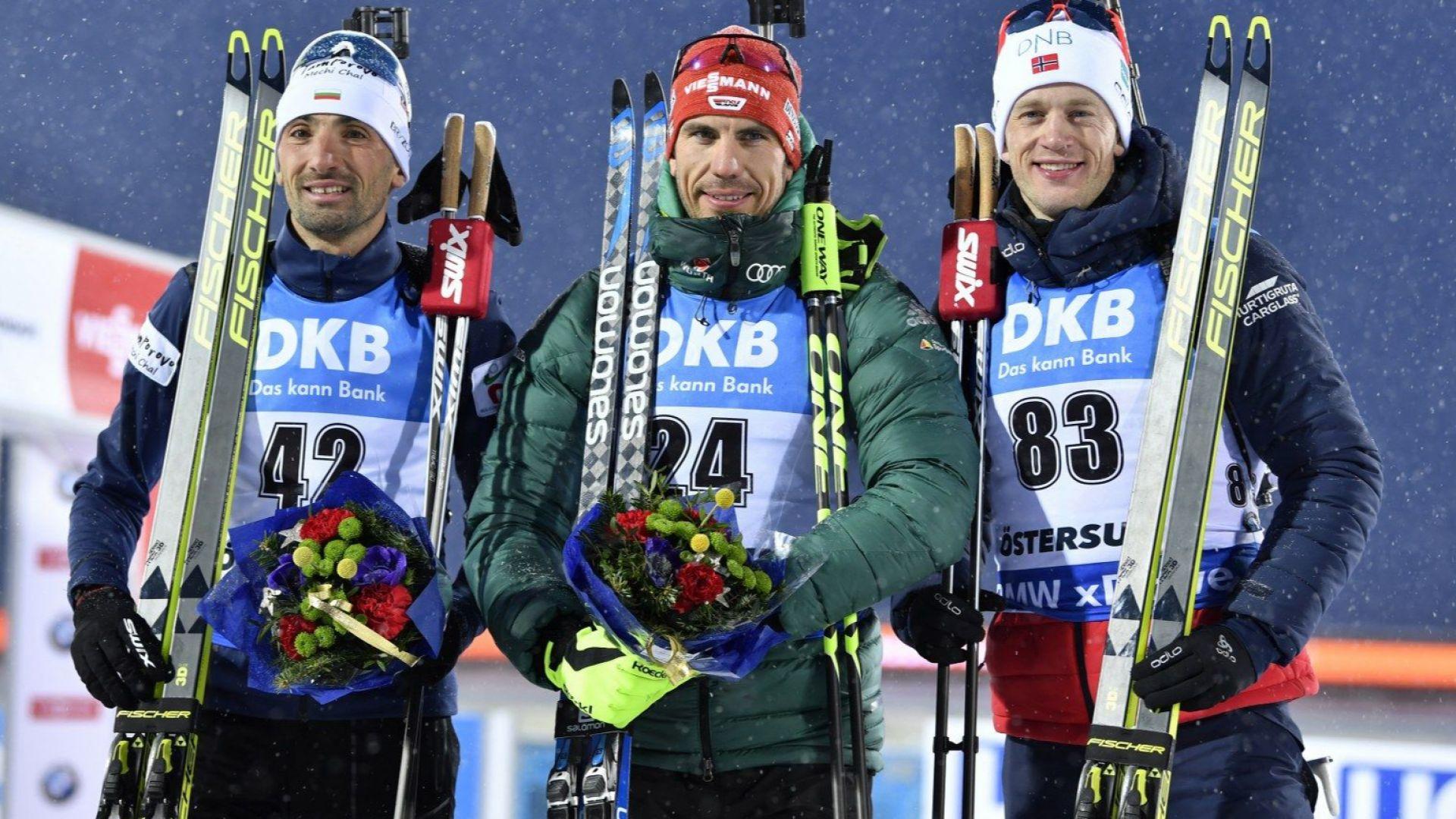 Изключително: Владимир Илиев е световен вицешампион! (снимки)
