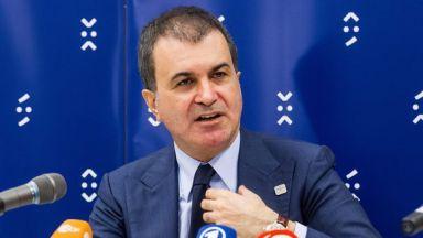 Анкара: Решението на ЕП да спре преговорите с Турция за ЕС е без значение