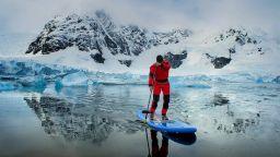 """Безпрецедентното затопляне на Арктика води климата към """"непознати води"""""""