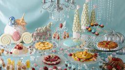 """Японски хотел предлага десерти по мотиви от """"Пепеляшка"""""""