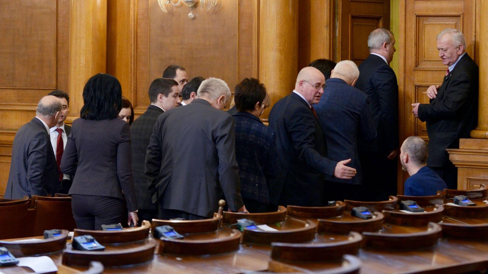 Парламент на ръба: Какво показват сметките?