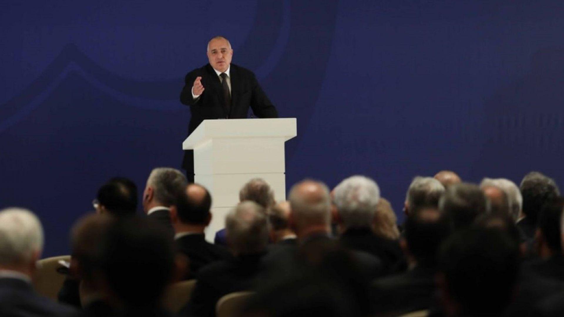 Борисов за Брекзит: ЕС е най-доброто място за живеене и е без алтернатива