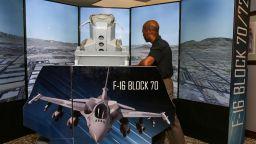 Ето как се лети на Ф-16 Блок 70 (видео)