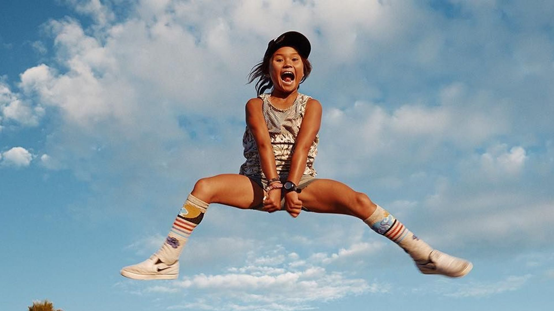 12-годишно момиче на Олимпиадата, възможно ли е?