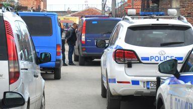 Арестуваха цигански барон при спецакция  в Бургас (снимки)