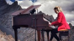 Гинес рекорд - концерт в облаците