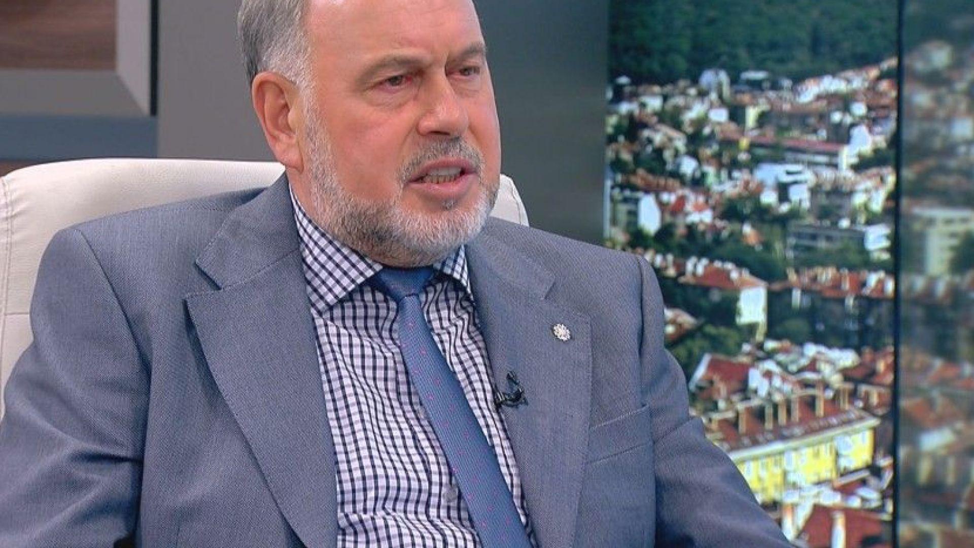 Напусналият НС Славчо Велков: В траур съм за Бог да прости парламентарната демокрация
