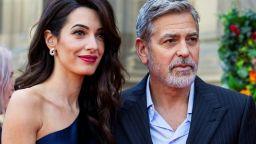 Джордж и Амал Клуни даряват 100 000 долара за благотворителност в Ливан