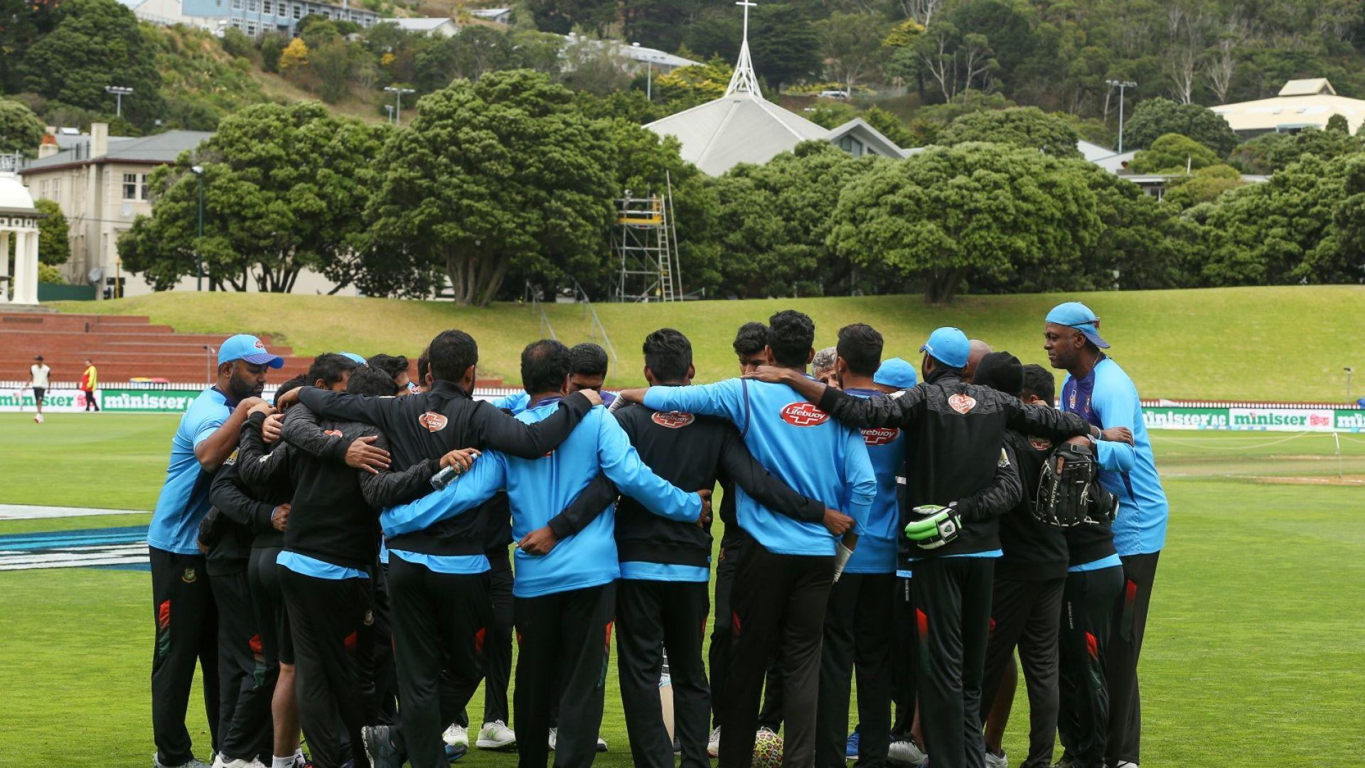 Национален тим се размина като по чудо с атентата в Нова Зеландия