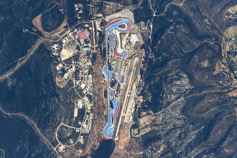 """Пистата """"Пол Рикар"""" край Марсилия отново е в календара на Формула 1"""