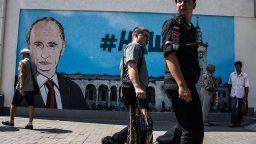 Русия празнува 5 г. от анексията на Крим, Путин отива там