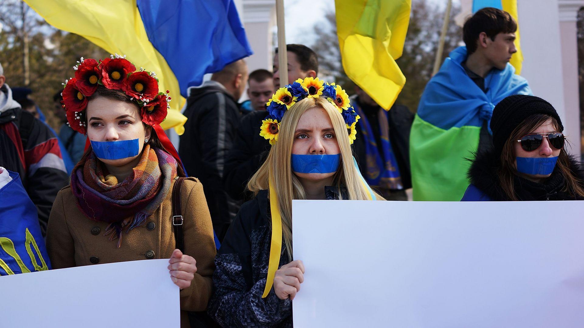 ЕС декларира, че не признава анексирането на Крим