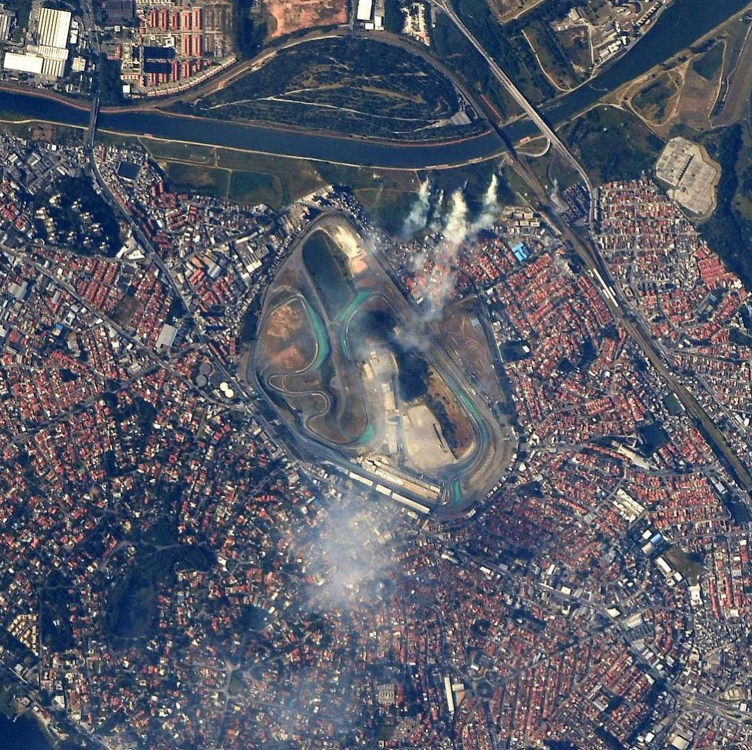 Пистата в Бразилия