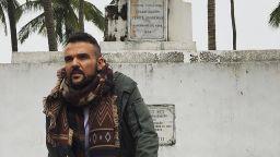 Графа пусна второ видео, заснето в Индия