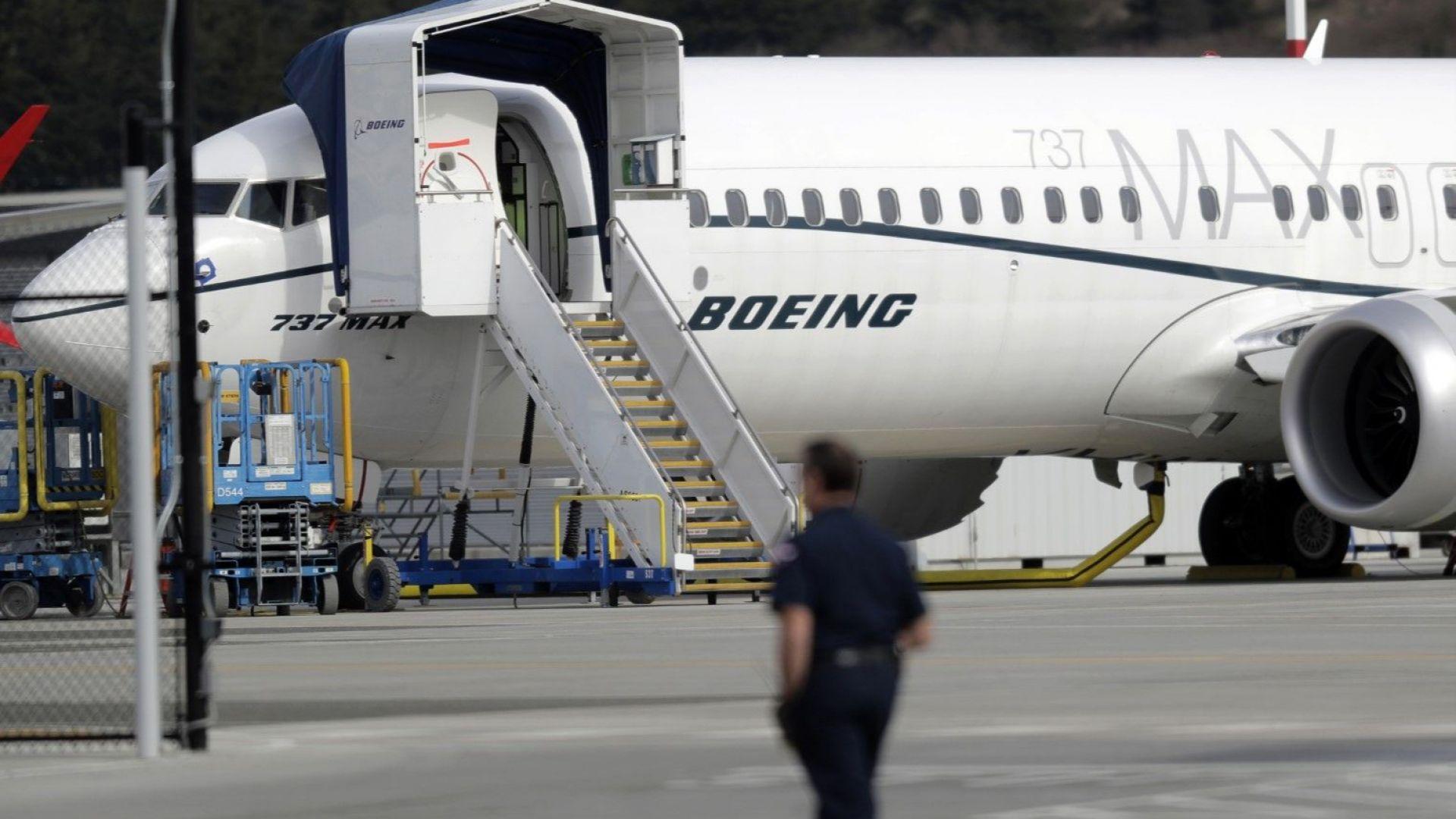 """""""Боинг"""" откри втори проблем в самолетите 737 MAX"""