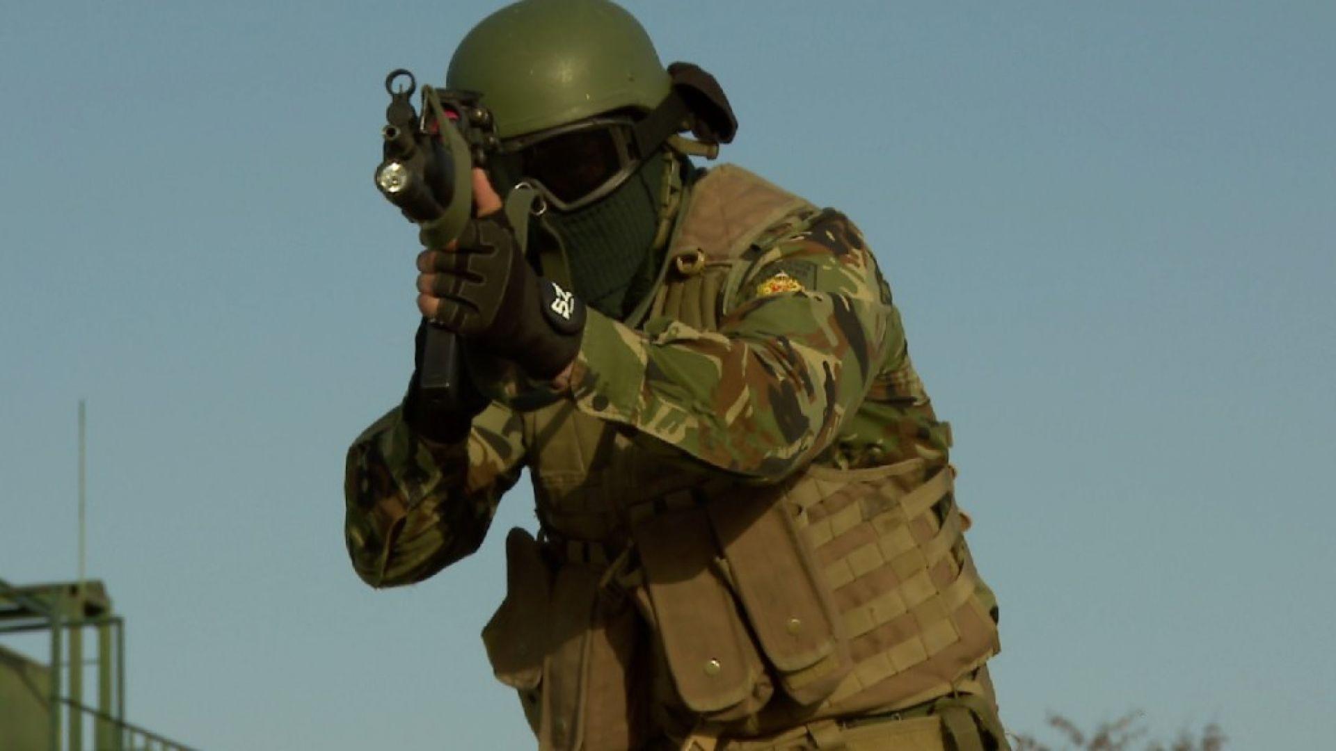 МО иска командосите от армията да участват в акции на МВР