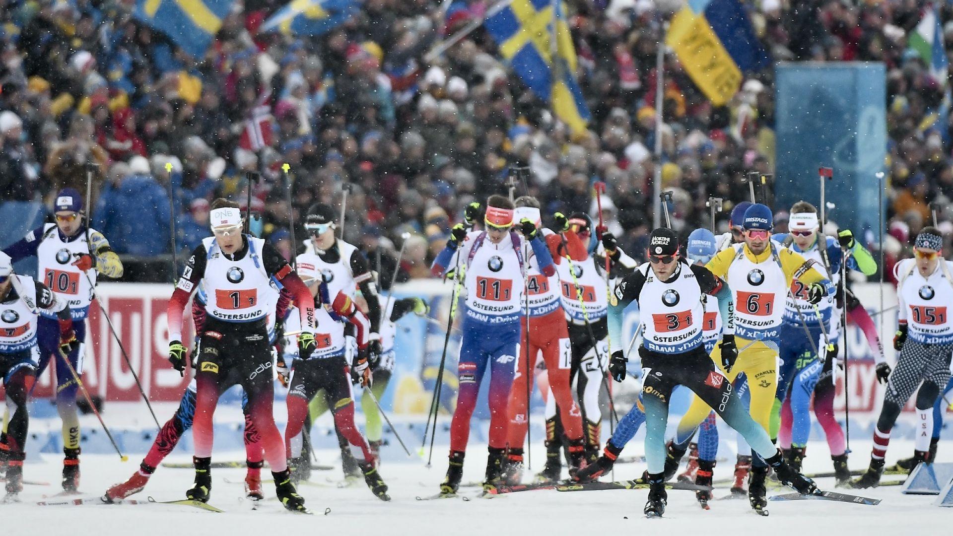 Нов успех: Българската щафета в топ 10 на Световното по биатлон