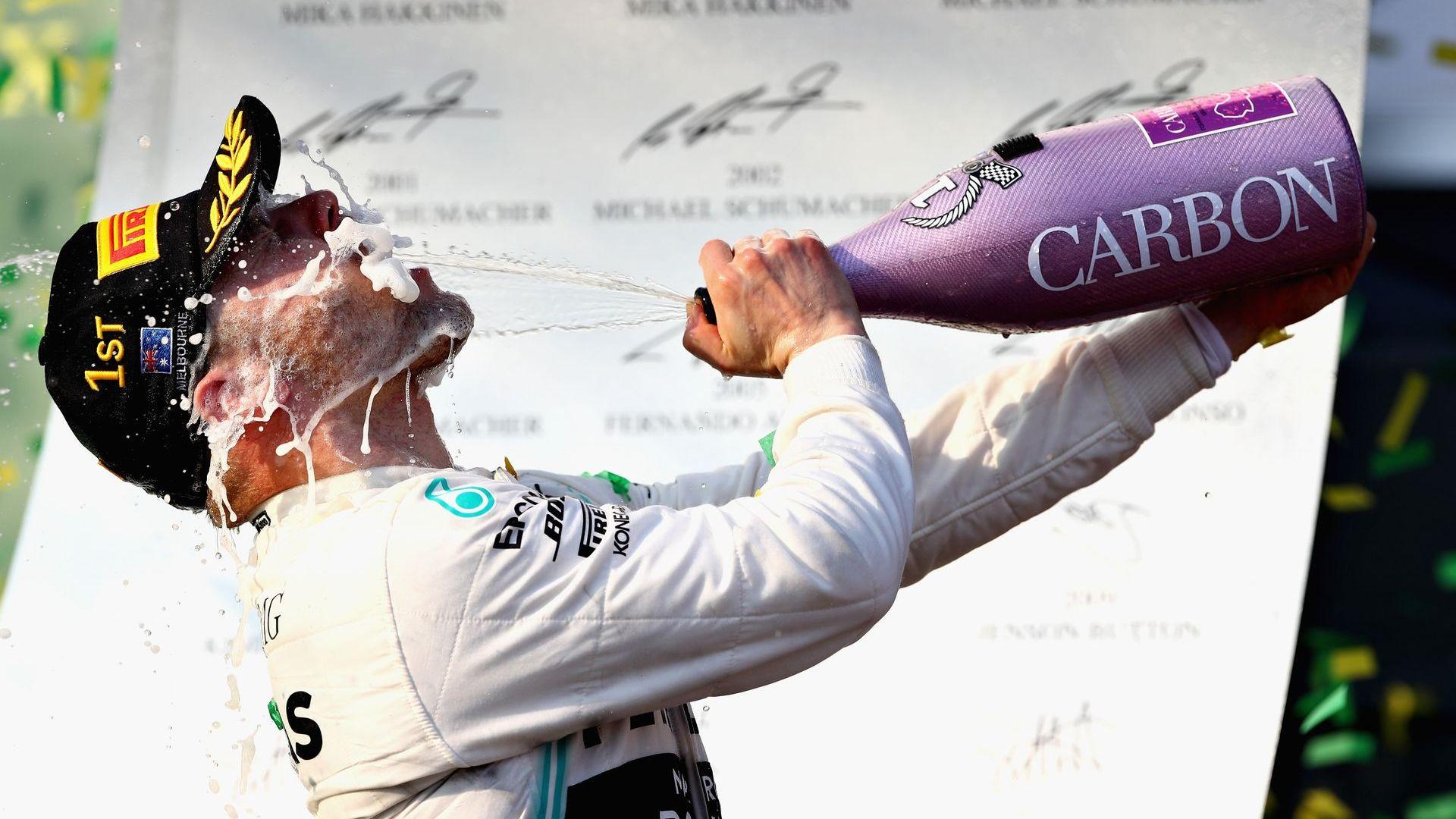 Финландец изпълни заканата си и смаза всички на старта във Формула 1