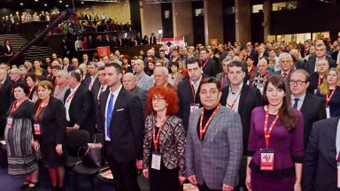 Станишев пред Пленума: Няма как да спечелим разединени