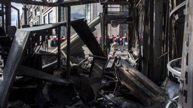 Бизнесът в Париж иска помощ за погромите на жълтите жилетки