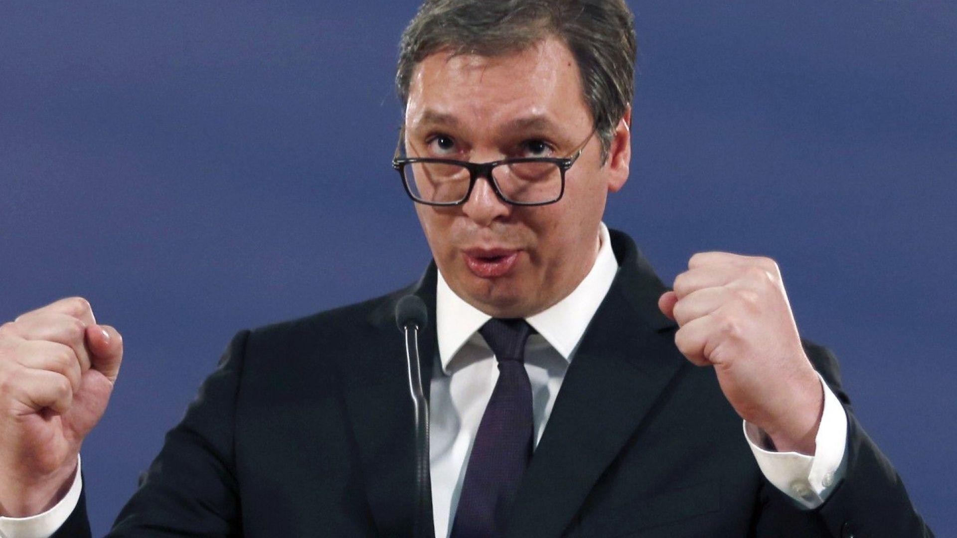Средната заплата в Сърбия стана 462 евро